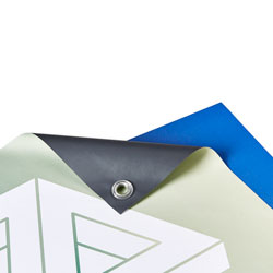200 x 100cm velmi kvalitní litý PVC reklamní banner